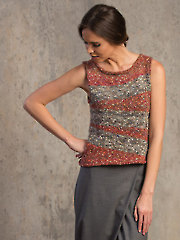 Bellini Shell Knit Pattern