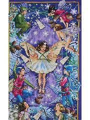 "Enchanted Fairy Panel - 24"" x 44"""