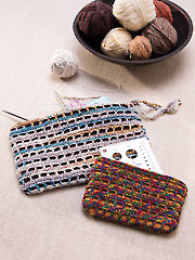 ANNIE'S SIGNATURE DESIGNS: Harmony Notions Cases Knit Patterns