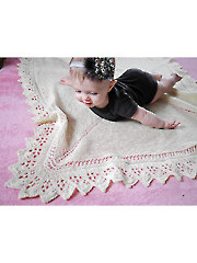 Amalthea Blanket Knit Pattern