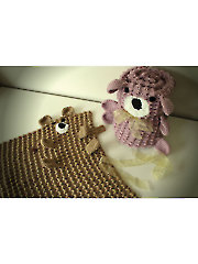 Roly Poly Teddy Blankets