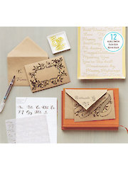 Calligraphy Lettering Kit