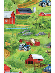 Green Mountain Farm Scenic 1-Yard Cut
