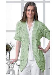 4157: Cardigan & Waistcoat Knit Patterns