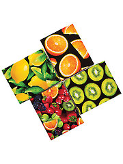 Fresh Squeezed Fat Quarters - 4/pkg.
