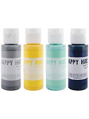 Happy Hues Paint