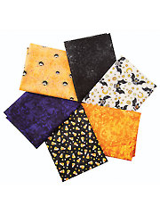 Creepy Hollow Fat Quarters - 6/pkg.