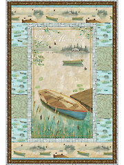 Lakeside Retreat Quilt Kit