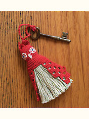 Owl Tassel Crochet Pattern