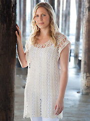 ANNIE'S SIGNATURE DESIGNS: West Shore Tunic Crochet Pattern