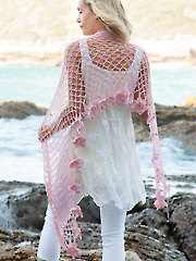 ANNIE'S SIGNATURE DESIGNS: Bacara Stole Crochet Pattern