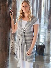 ANNIE'S SIGNATURE DESIGNS: Avila Vest Crochet Pattern