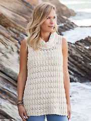 ANNIE'S SIGNATURE DESIGNS: Ynez Tunic Crochet Pattern