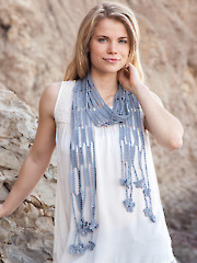 ANNIE'S SIGNATURE DESIGNS: Easy 2-Hour Scarves Crochet Pattern