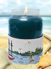 Summer Sails Candle Corsets Kit
