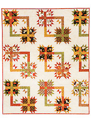 Square Dance Quilt Kit