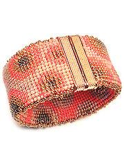 Round Two Reversible Bead Crochet Bracelet Kit
