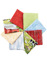 Spring Ahead Fat Quarters - 8/pkg.