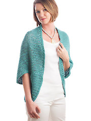 Cozy Shrug Crochet Pattern