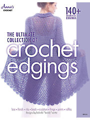 The Ultimate Collection of Crochet Edgings