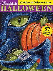 Just CrossStitch Halloween 2016