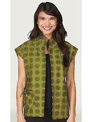 Mandarin Vest Sewing Pattern