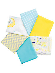 To the Moon Fat Quarters - 6/pkg.