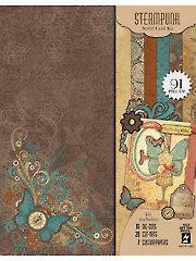 Steampunk Artful Card Kit