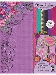 Roses & Lace Artful Card Kit