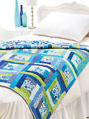 Exclusively Annie's Island Dreamin' Quilt Pattern