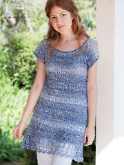 Seaspray Tunic Crochet Pattern