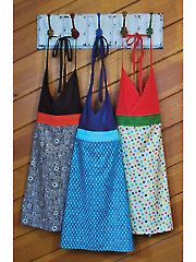 Welcome Home Apron Sewing Pattern