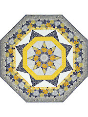 Star Blossom Table Topper Pattern