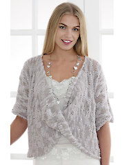 4477: Shrug & Sweater Knit Pattern
