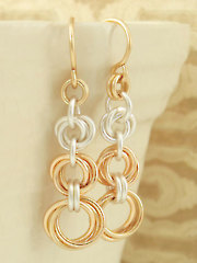 Stacking Mobius Earring Kit