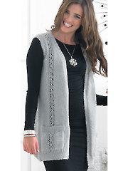 3839: Cardigan & Waistcoat Knit Pattern