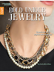 Bold Unique Jewelry Book