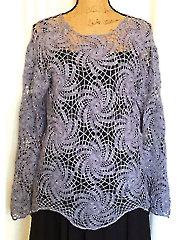 Alexis Tunic Crochet Pattern