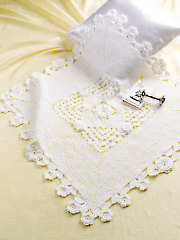 Christening Blanket Crochet Pattern