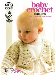 Baby Crochet Book One