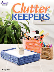 Clutter Keepers Crochet Pattern