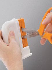 Universal Scissors Sharpener