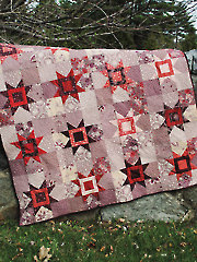 Reach for the Stars Quilt Pattern