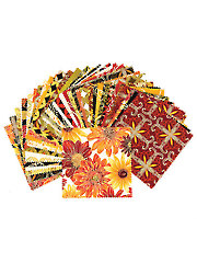 Autumn Splendor Charm Pack - 42/pkg.