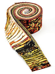 Autumn Splendor Jelly Roll - 40/pkg.