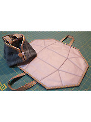 Wedge Tote Sewing Pattern