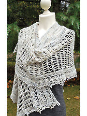 Bleckley Wrap Crochet Pattern