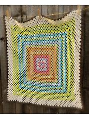 Granny Smith Blanket Crochet Pattern
