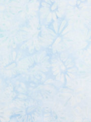 Ocean View Light Blue Batik 1-Yard Cut