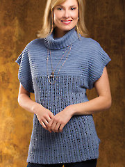 Fallingwater Pullover Knit Pattern
